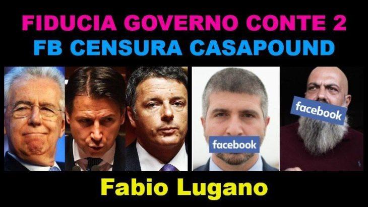Intervista a Fabio Lugano: Fiducia al governo, Censura e le dimissioni di John Bolton