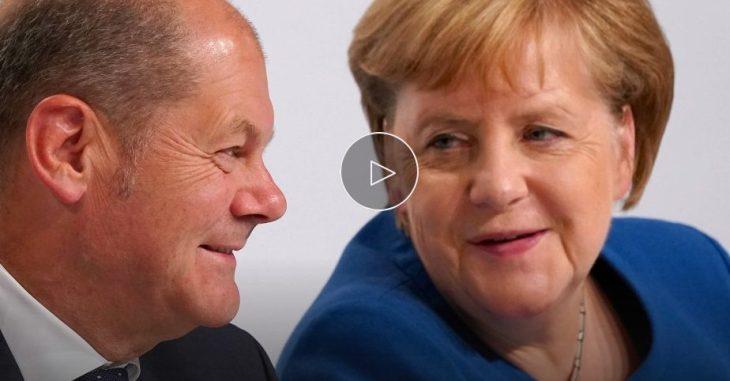 La Merkel pubblica il PACCO climatico tedesco, ed il termine è appropriato
