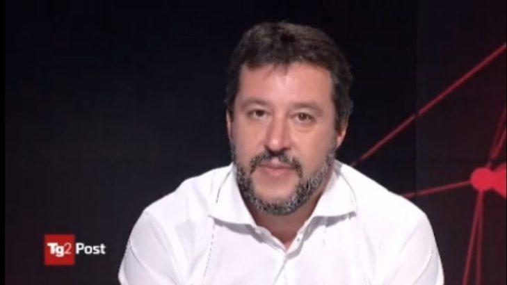 """SALVINI: l'accordo di Conte è """"UNA SÒLA"""", una resa incondizionata (intervista video)"""