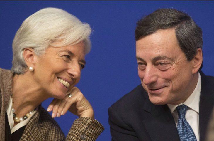 BCE: ultima conferenza stampa di DRAGHI. Nessun calo dei tassi, possibili altre politiche espansive