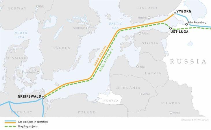 Nord stream 2: gli USA sconfitti in questa battaglia per il gas non reagiranno?