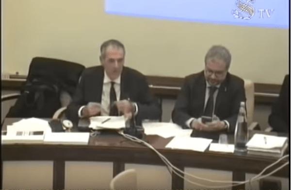 BORGHI E BAGNAI VS  COTTARELLI. L'audizione alla V commissione