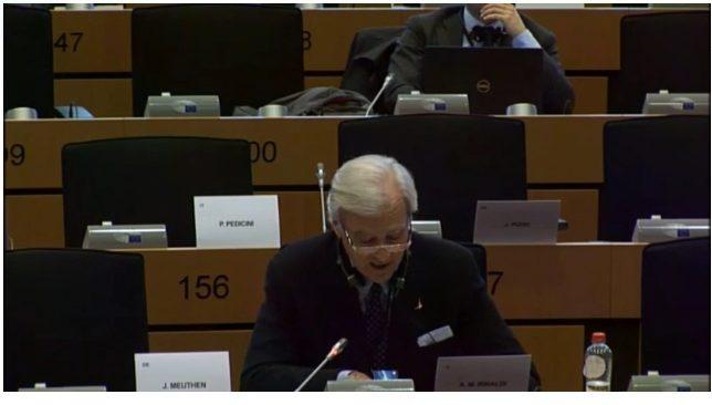 RINALDI: il doppiopesismo dell'Unione Europea sulle banche