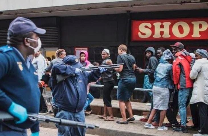 COVID-19: RIVOLTE IN AFRICA PER IL CIBO