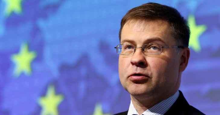 """MORIRETE PER BRUXELLES. Dombrovskis conferma che con il Recovery Fund non c'è """"Nulla di Nuovo"""""""