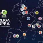 الدوري الأوروبي لكرة القدم