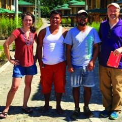 Impact in Ecuador