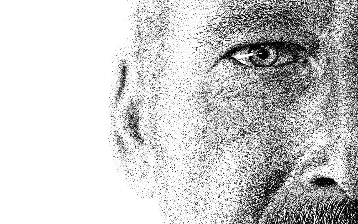 5 Inspiring Stippling Artists