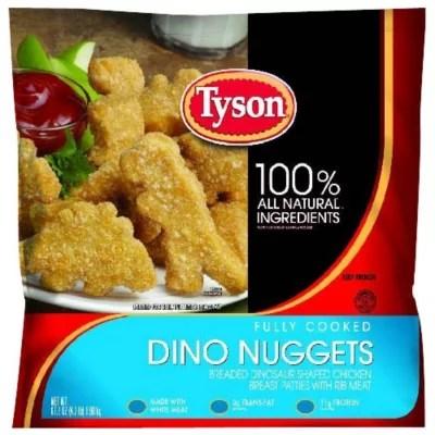 Tyson Dino Nuggets 672oz Sams Club