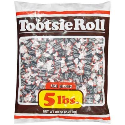 tootsie roll 5 lbs sam s club