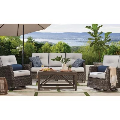 agio patio furniture rocking chair