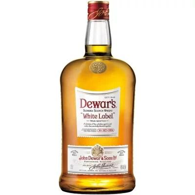 Dewars White Label Scotch 175L Sams Club