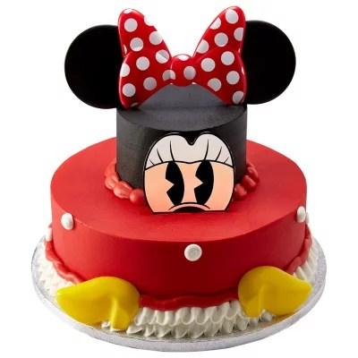 Member S Mark 2 Tier Mickey Or Minnie Cake Sam S Club