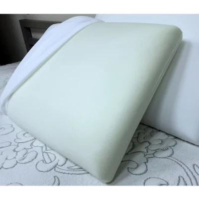memory foam pillow for all sleepers queen size 2 pk