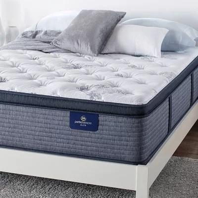 serta perfect sleeper glenmoor 2 0 pillowtop king mattress