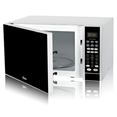 oster 1 1 cu ft digital microwave oven with sensor assorted colors