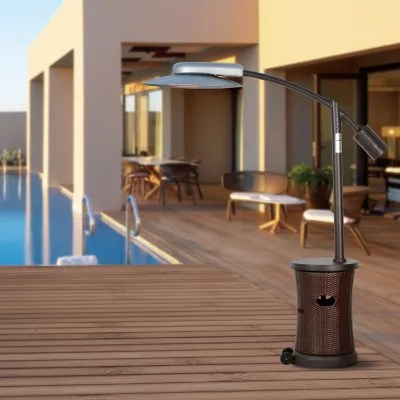 bali offset patio heater