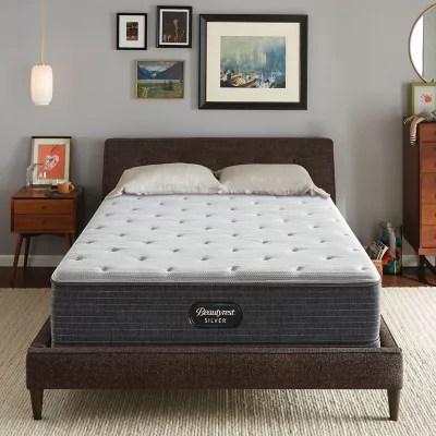 beautyrest silver kayden king plush pillow top mattress
