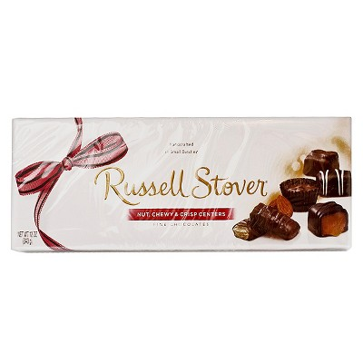 Russell Stover Nut Chewy Amp Crisp Centers Fine C Target