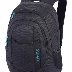 15053ddb80c03 Dakine Garden Zebra Black Backpack Zumiez