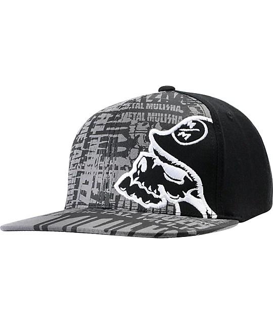 b967e435163eb Metal Mulisha Flex Fit Hats