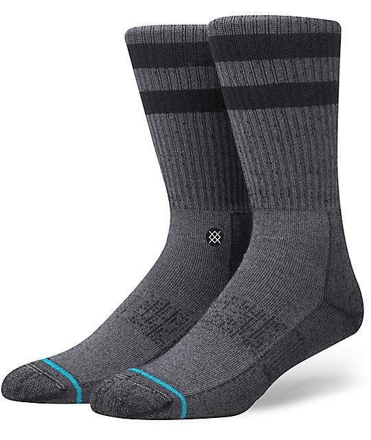 Stance Joven Black Crew Socks | Zumiez
