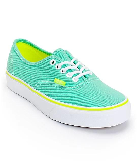 b7ed31ec18b40b Yellow Vans Shoes Girls