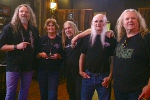 Me and the Kentucky Headhunters