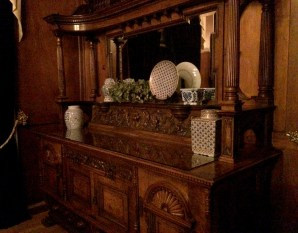 Ornate Antique Furniture