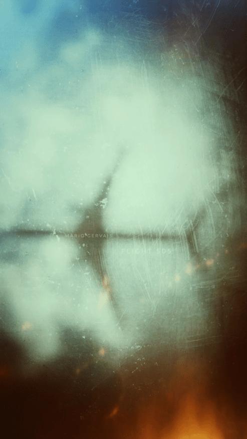 Airplane (Snapseed)