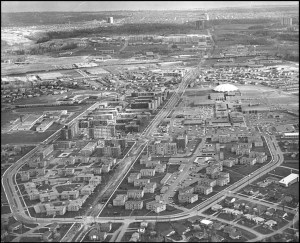 Don Mills Aerial 1960s