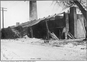Logan's Brickyards, c. 1912
