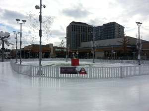 Shops at Don Mills Town Square  Rink