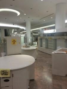 Sears Eaton Centre Fixtures For Sale