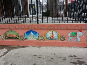 10 Gerrard Ashdale Library Murals