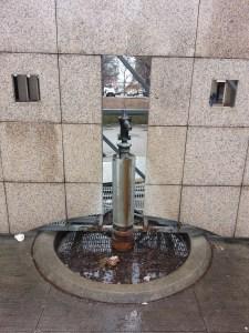 3. Market Lane Fountain