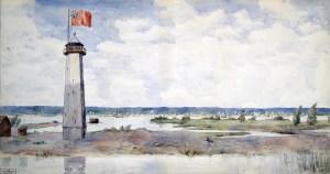 A View of York (Toronto) Upper Canada, 1820