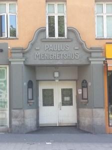 1. Paulus Menighetshus