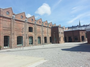 17. Seildugsfabrik Factory Grünerløkka