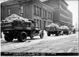 Lombard Street City Morgue, 1936
