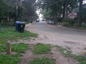 7. Foot of Warden Avenue
