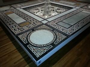 6. Aga Khan Museum fountain