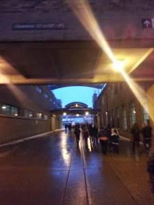 25. Ricoh Coliseum Walk to Streetcar Loop