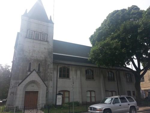 34. Ukranian Baptist Church