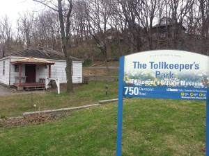 35. Tollkeeper's Cottage Park