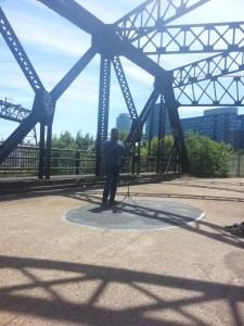 17. Learnt Wisdom Old Eastern Avenue Bridge
