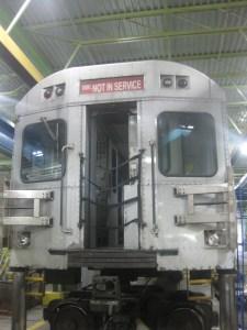 Greenwood Subway Yard 6