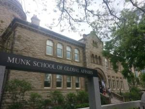 Munk School of Global Affairs 1