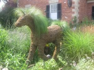 34. Riverdale Farm  horse art
