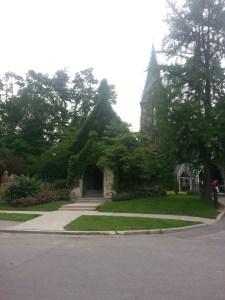 Toronto Necropolis Chapel